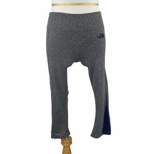 The North Face Pulse Gray Cropped Leggings